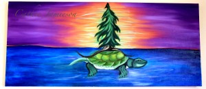 turtle & tree name